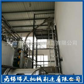 钛粉 石灰石 焦炭 尿素颗粒的管链输送机 可定制材质型号
