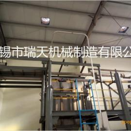 硅胶 玻璃纤维 pvc颗粒输送的管链输送机 加料快 密封好