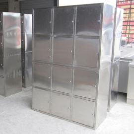 伟峰净化更衣柜 全不锈钢更衣柜 换衣箱不锈钢