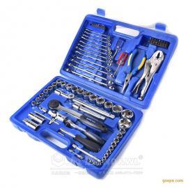 公制套筒组套(85件)(工具)