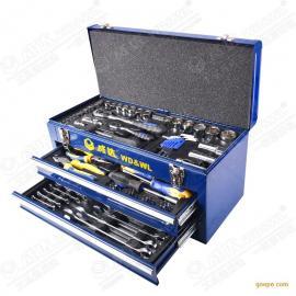 威达公制机修组套(90件)(工具)