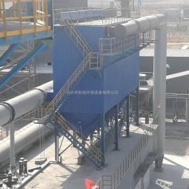 山西氧化铝厂熟料破碎车间LMC240布袋除尘器设计制作厂家