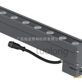 新款线型36W洗墙灯外控DMX512全彩36W洗墙灯