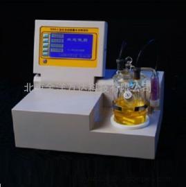 全自动微量水分测定仪 型号:JXT-XWS-8