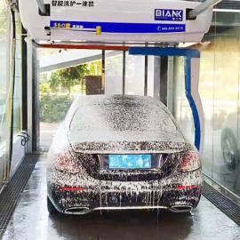 免擦全能型自动洗车机设备报价