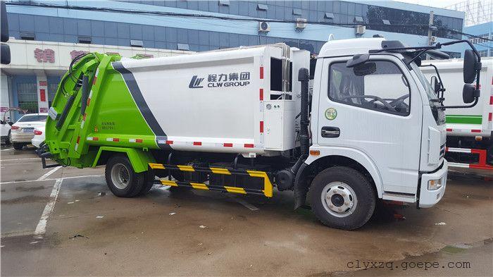 8吨压缩垃圾车多少钱
