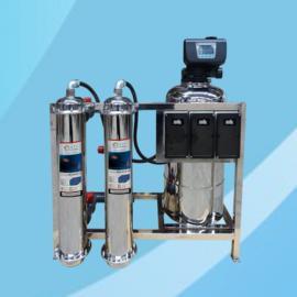 景观鱼池水处理装置
