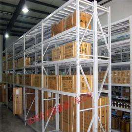 深圳仓储货架中型重型仓库货架储物铁架子置物架库房轻型货架