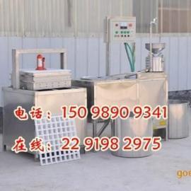 大豆腐机器厂家、山东淄博大豆腐机器、宏大科创豆腐机械(图)