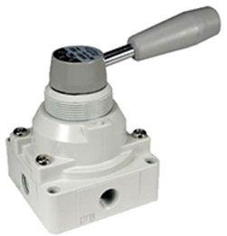 SMC 气动手动控制阀 VH200-02