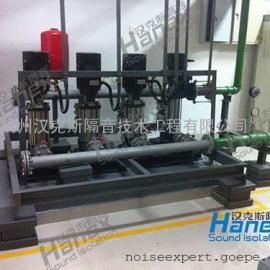 高层水泵噪音治理