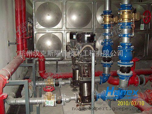 小区水泵房噪音处理