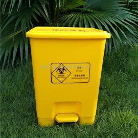 15升医疗脚踏垃圾桶,重庆医疗垃圾桶价格