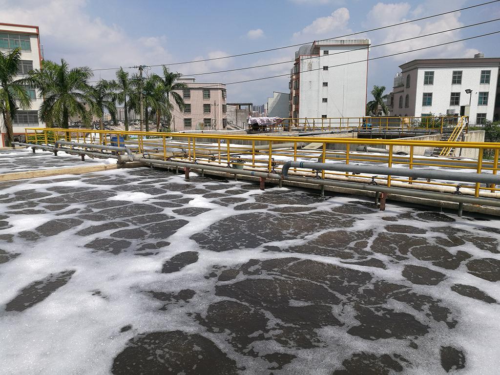 珠三角电子厂废水处理|电子厂污水治理