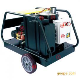 电加热350公斤压力冷热水高压清洗机 去除油漆和锈MH 35/21