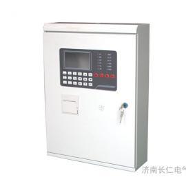 帕沃防火门监控系统PW-FDM-B型壁挂式监控主机