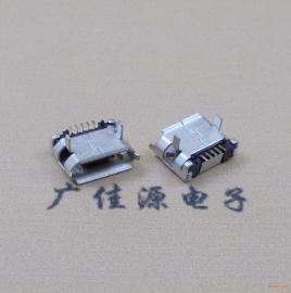 山寨手机接口microusb接头5.9插板加长1.25雾锡