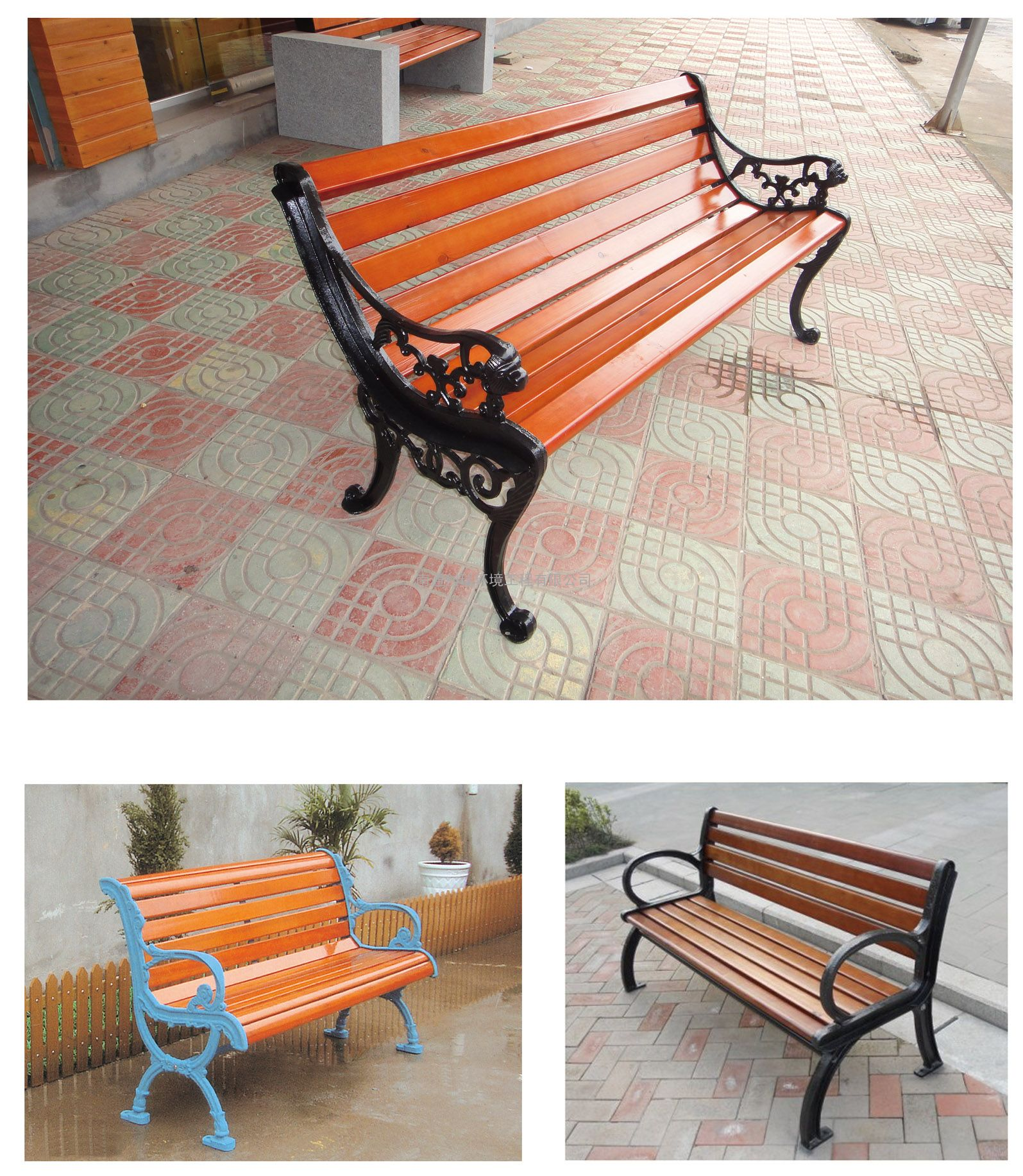 无锡公园椅制造商-无锡公园椅出厂商-无锡公园椅加工厂