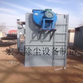 热卖供应江苏 广州地区宏大品牌48袋脉冲布袋除尘器