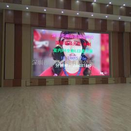 高清P4彩色LED大屏幕报价-P4LED屏单元模板尺寸