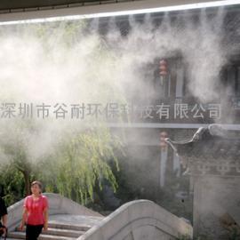 西藏景区降温工程