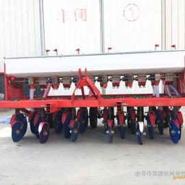 明溪悬浮式播种机 拖拉机带小麦播种机好用吗