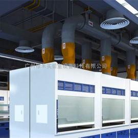 广西实验室通排风系统工程