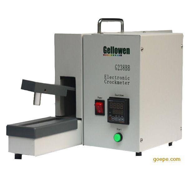 摩擦脱色试验机-干湿摩擦色牢度测试仪