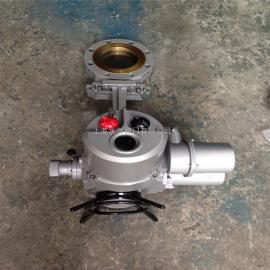 PZ973H-10C DN800电动刀闸阀(浆液阀)