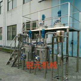 水蒸气加热提取植物精油设备