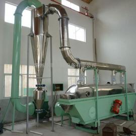 复合肥、磷肥振动流化床、微晶蜡烘干设备