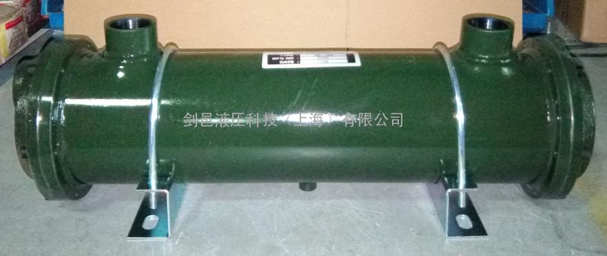 上海剑邑or-150水冷式油冷却器,液压水冷却器图片