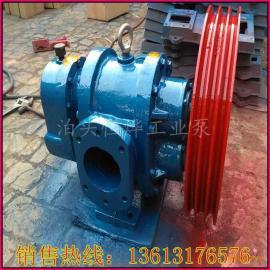 厂家供应无泄漏罗茨泵,LC罗茨油泵,高粘度罗茨泵