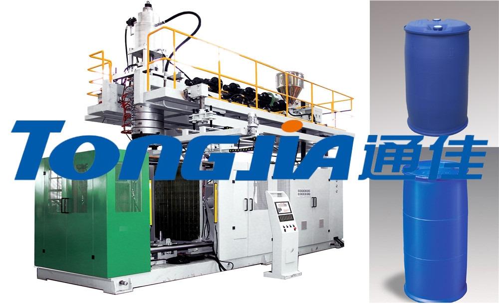 塑料桶吹塑机塑料桶生产设备化工桶设备生产厂家