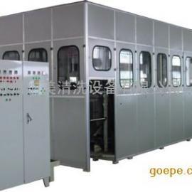 苏州非标定做环保型水溶剂汽车曲轴连杆全自动机械臂超声清洗机