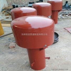 通气管 02S403罩型通气管DN200 铭意牌水池安装