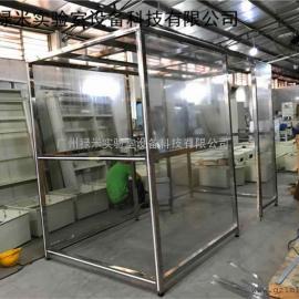 广东广州不锈钢洁净棚生产厂家