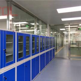 承接大石 南村实验室工程 净化工程无尘车间无菌室设计装修
