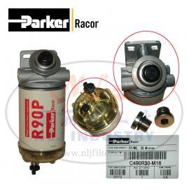 Parker(派克)Racor燃油过滤/水分离器C490R30-M16