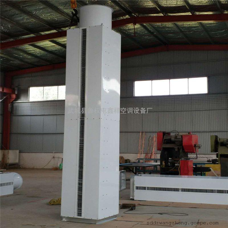 鑫祥沸点型RM-Z-CQ系列侧吹式安全门热气体幕