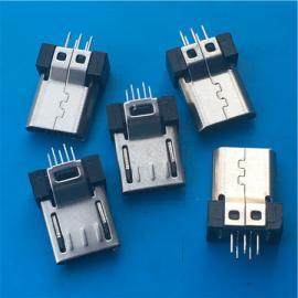 �A板MICRO 5P/V8公�^9.7mm�Ч潭��_卡勾�_短�w