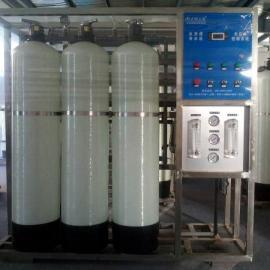 昆山1T/H反渗透纯水设备;工业反渗透设备;工业纯水设备;