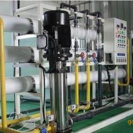 嘉兴3T/H工业纯水系统;工业反渗透设备;工业纯水设备;