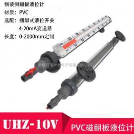 PVC材�| 防腐磁翻板液位�