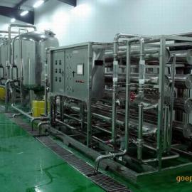 南京5T/H工业反渗透设备;反渗透纯水设备;纯水设备