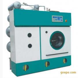 成都洛克全自动封闭式石油干洗机