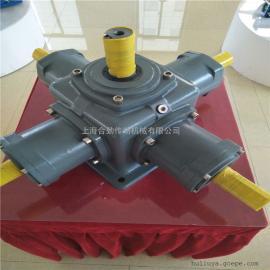 T10伞齿轮换向器