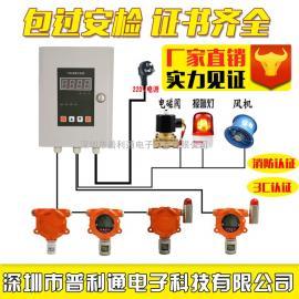 可燃气体探测器报警器探头天然气液化气油漆工业用可燃气体探头