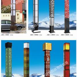 临汾厂家生产园林庭院灯小区道路景观灯