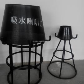 供应碳钢吸水喇叭口,DN500*400大小头铭意厂家报价